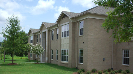 Hoover Apartments