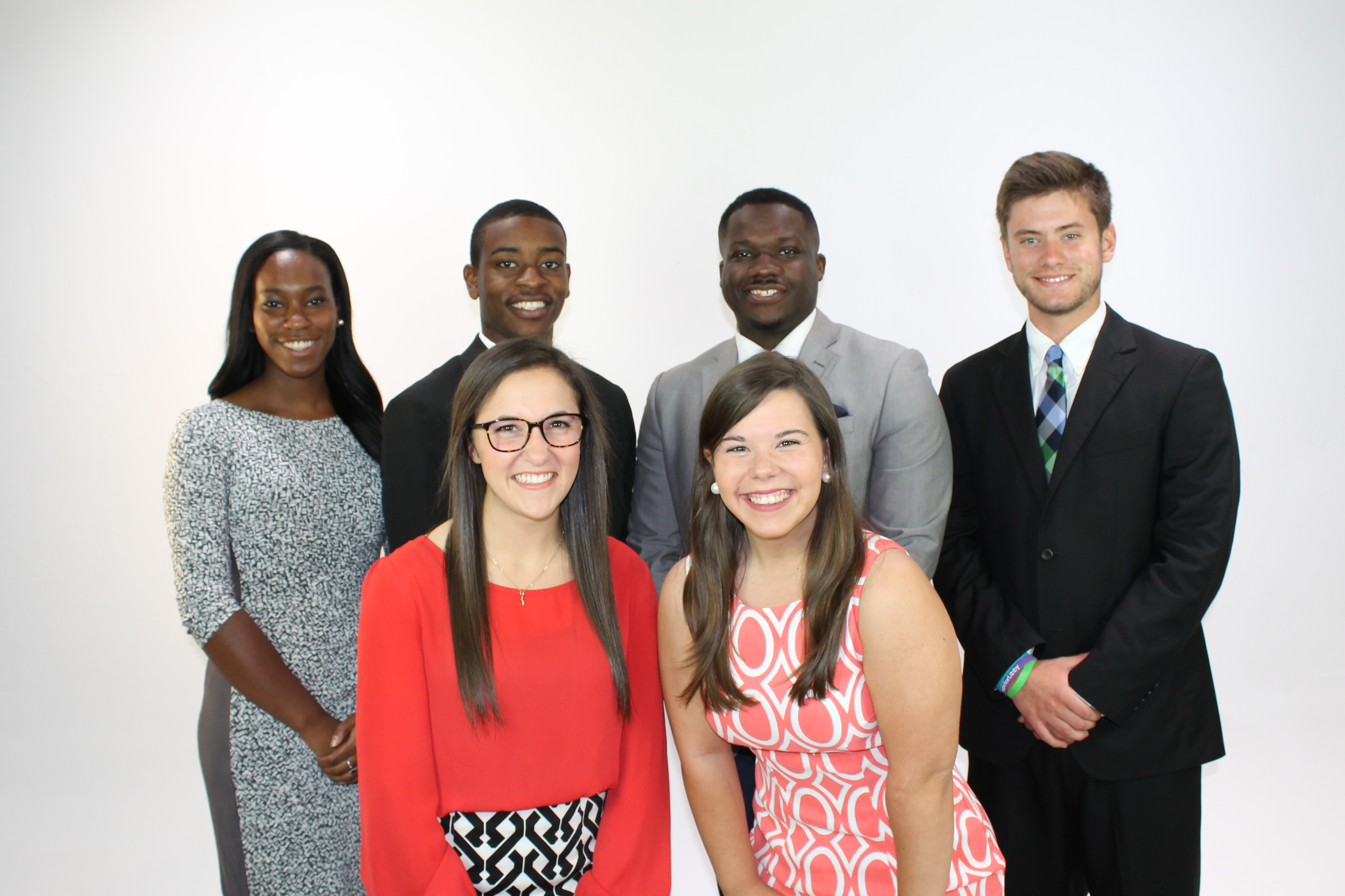 Student Government Association Officers