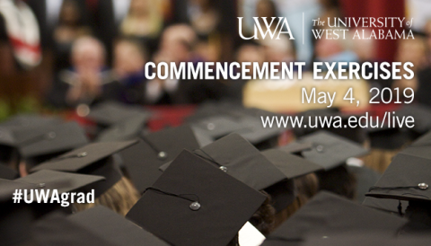 UWA Spring 2019 Commencement