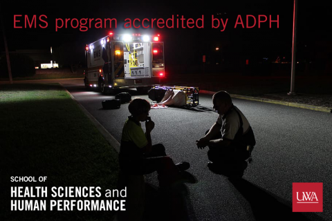UWA EMS Program Accredited by ADPH