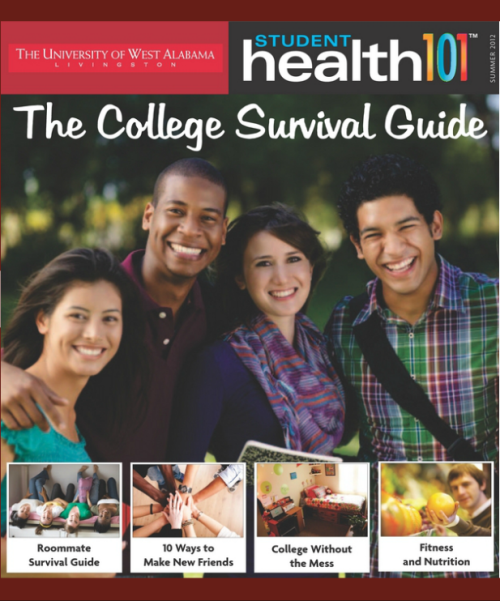 Aid orientation student health 101 the college survival guide