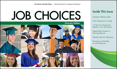 Job Choices Diversity Issue