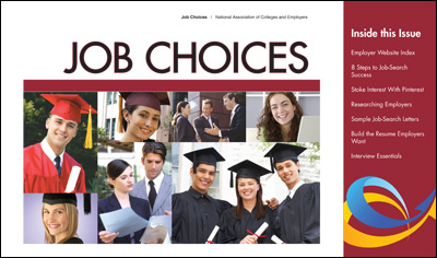Job Choices Magazine