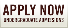 Apply Now for Undergraduate Admissions