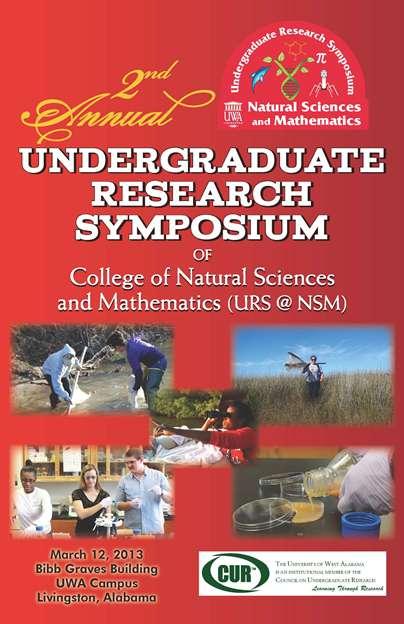 2013 Program Cover