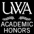 2016 Fall Dean's and President's List at UWA