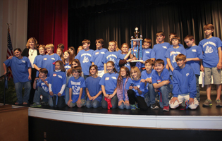 SCIENCE OLYMPIAD FEATURE