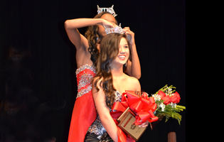 Miss UWA 2014 IP Feature
