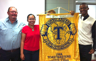 UWA Toastmasters Feature