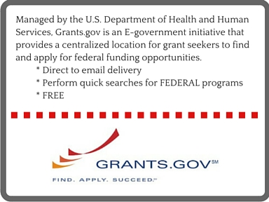 Funding - Grants Gov 2