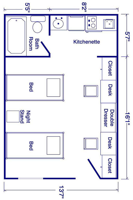 Hotel Laundry Room Layout